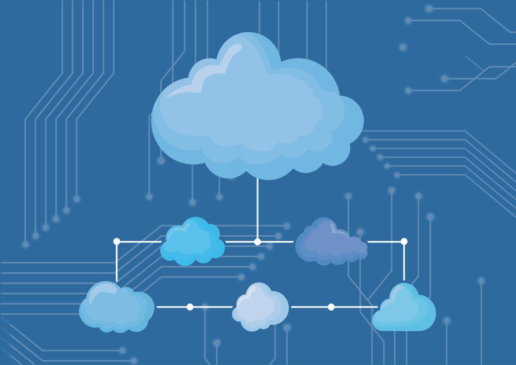 Enfoque holístico el éxito de la transformación a cloud