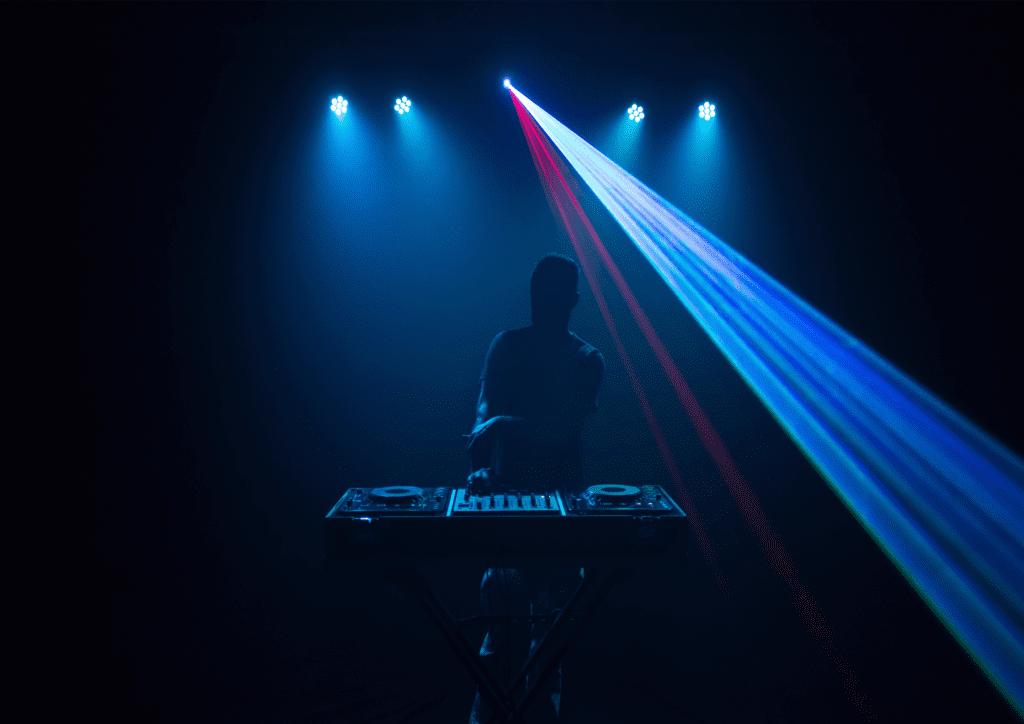La tecnología música 8D